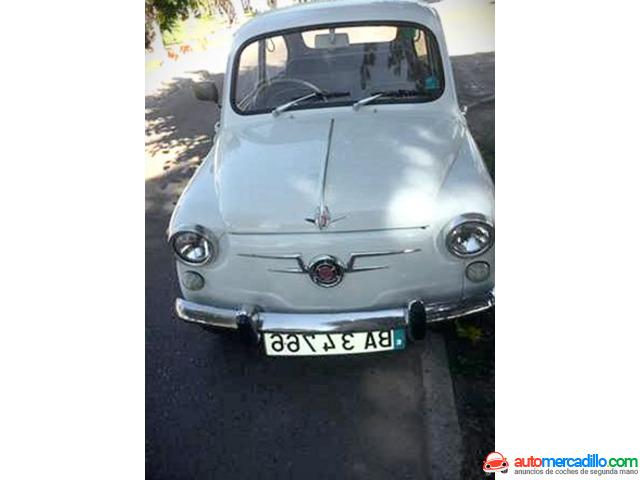 Seat 600 1967