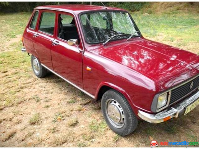 Renault R6 1976