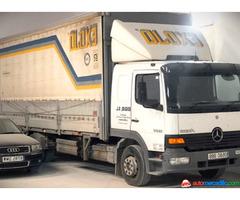Mercedes-benz Atego 1223 2000