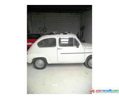 Seat 600 E 1962