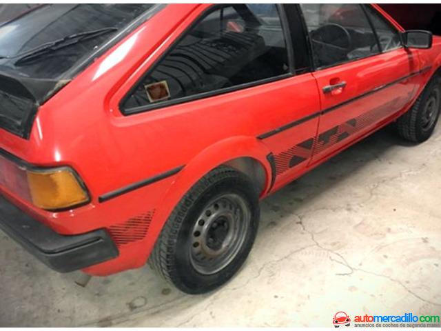 Volkswagen Scirocco 1.6 1.6 1983