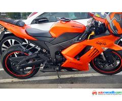 Kawasaki Zx6 R 2008