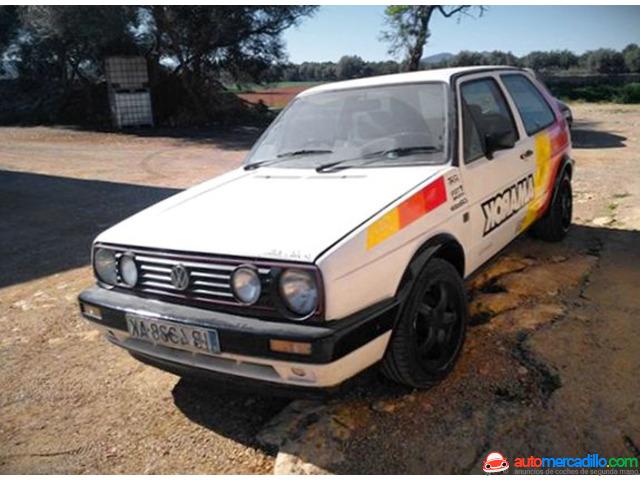 Volkswagen Mk2 Gti 86 Gti 1986