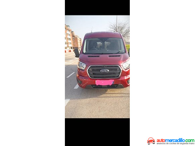 Ford Ford Transit 9 Plazas 2015
