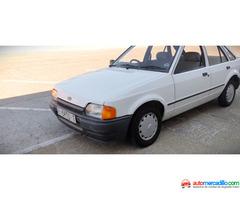 Ford Escort 1.1 1.1 1986