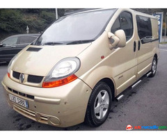 Renault Trafic 2.5 Dci 2.5 Dci 2006