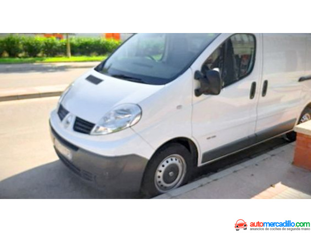 Renault Trafic 2.0 Dci 2.0 Dci 2007