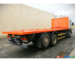 Plataforma Scania