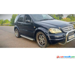 Mercedes-benz Ml 270 Cdi Amg Cdi 2000