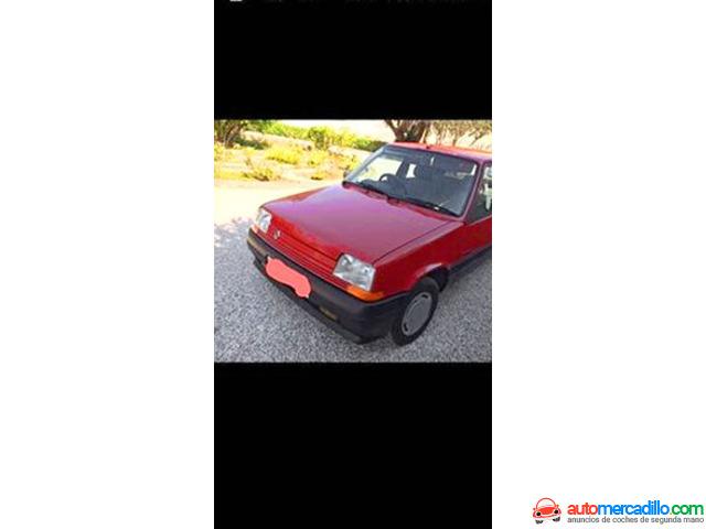 Renault SÚper 5 Gtl 1989