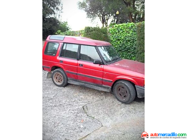 Land-rover Discovery 1996
