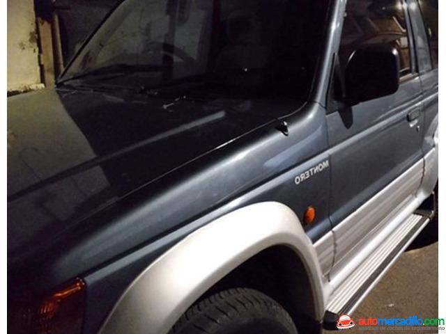 Mitsubishi Montero 2.5 2.5 1993