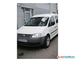 Volkswagen Caddy 2011