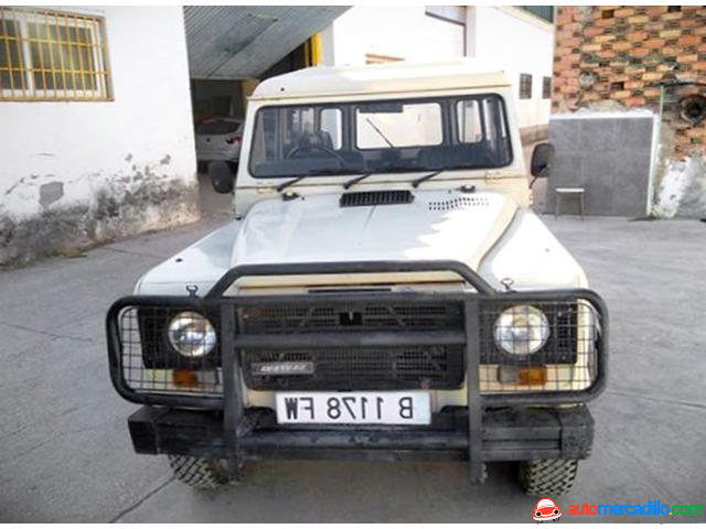Land-rover Defender 1982