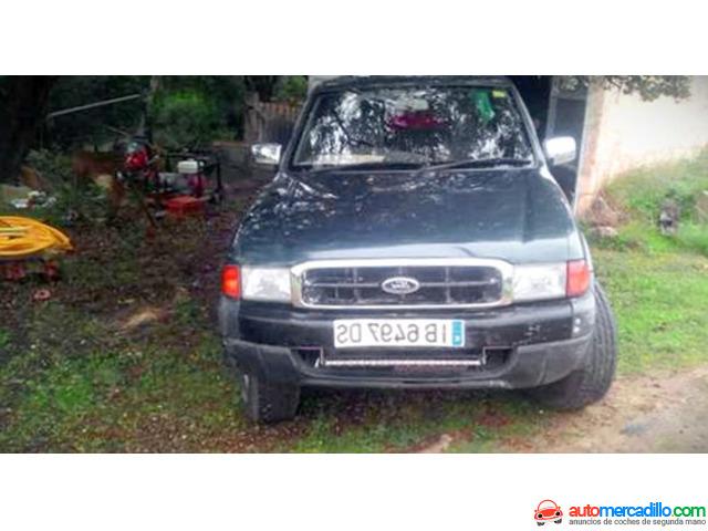 Ford Ranger 2.5 Td 2.5 Td 2000