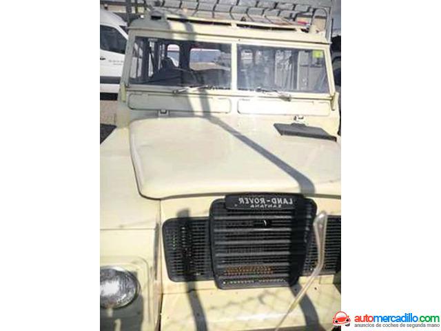 Land-rover 109 1977