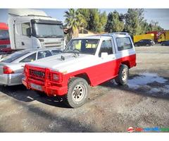 Nissan Patrol 1990
