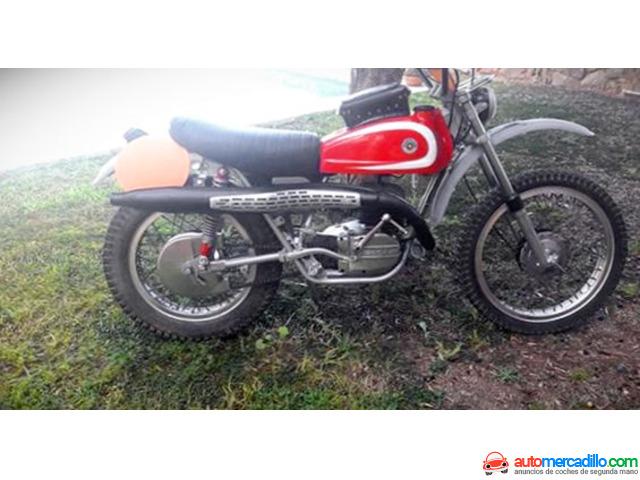 Bultaco Matador Mk5sd 1973