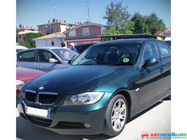 Bmw 318 D E90 2006