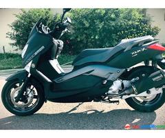 Yamaha X-max