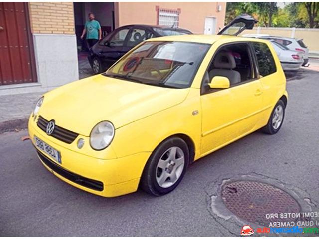 Volkswagen Lupo Sport 2002