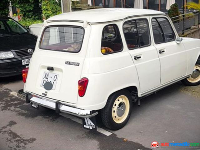 Renault 4 Tl 1.100 Acepto Cambios 1.1 1986