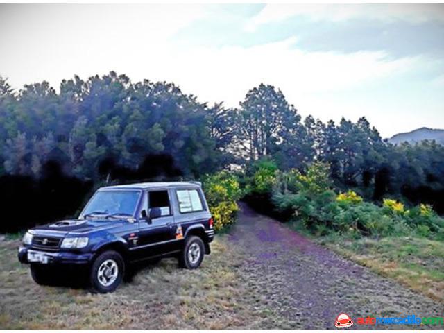Hyundai Grand Santa Fe 2001