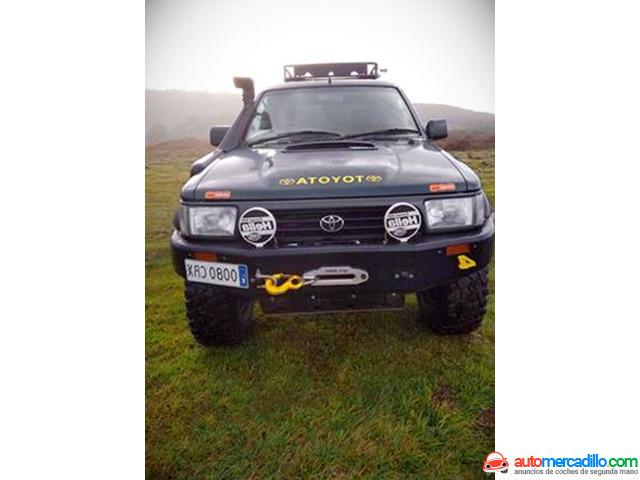 Toyota Land Cruiser 1999