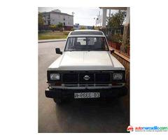 Nissan Patrol 1985