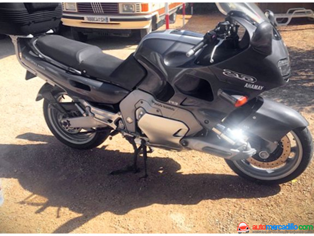 Yamaha Gts 1000 Gts 1995