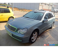 Mercedes C270 Cdi Ranchera Cdi 2003