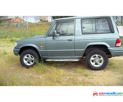 Galloper Exceed 2001