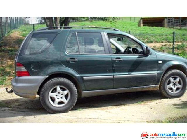 Mercedes-benz Mercedes Ml 270 2001