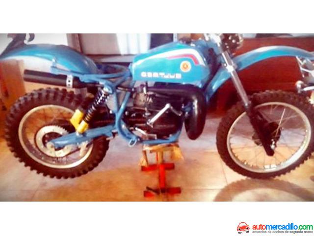 Bultaco Pursang Mk11 Matriculada 1981