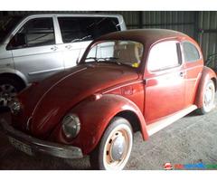 Vw Escarabajo 1972
