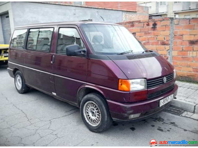 Volkswagen Caravelle 2.5 I Aire A 2.5 1992