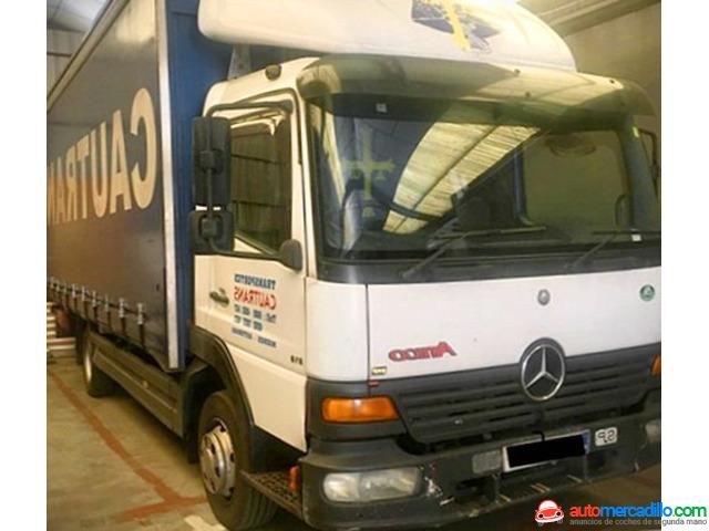Mercedes-benz Atego 2001