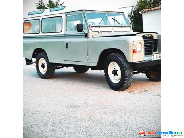 Land-rover Defender 1980