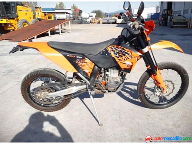Ktm Exc450 2008