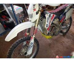 Yamaha Wr450f 2007
