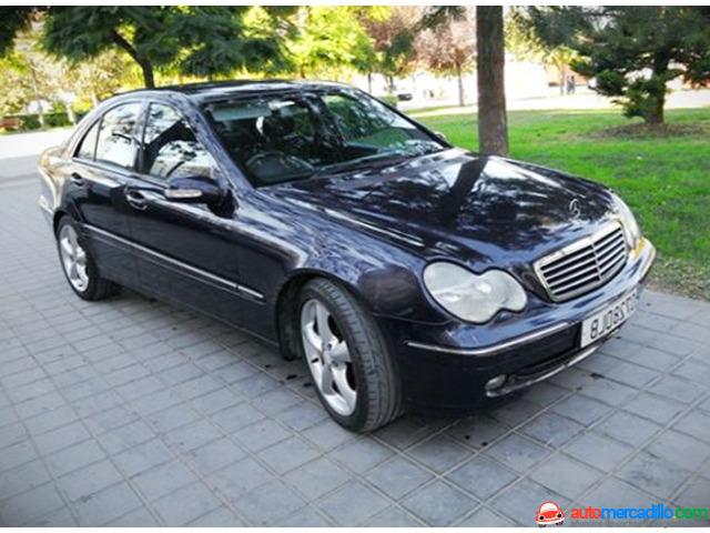 Mercedes-benz Clase C Avantgarde 2003