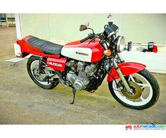 Suzuki Dunstall Original Gs 1000 1979
