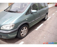 Opel Opel Zafira Elegance 2002