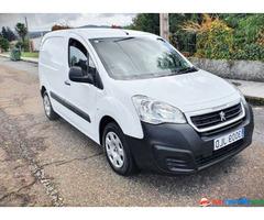 Peugeot Partner 1.6 Hdi 1.6 Hdi 2015