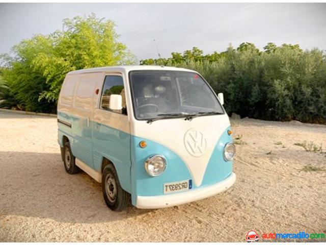 Volkswagen California 1989