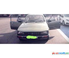 Peugeot 505 Gtd Turbo DiÉsel Gtd 1985