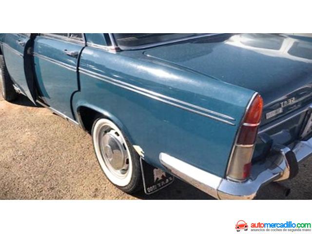 Seat Motor Perkin 1969
