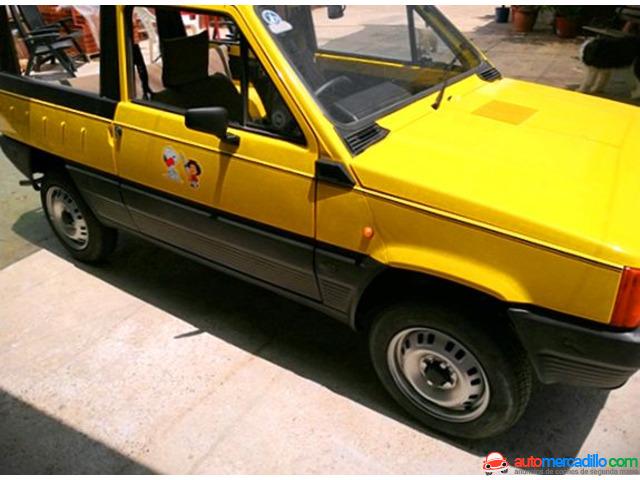 Seat Panda Descapotable 1984