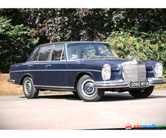Mercedes-benz 280se W108 1966