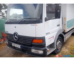 Mercedes Atego 150 2001